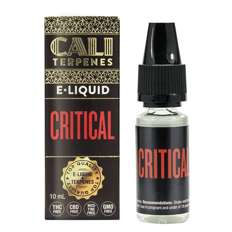 Critical E-liquid Cali Terpenes