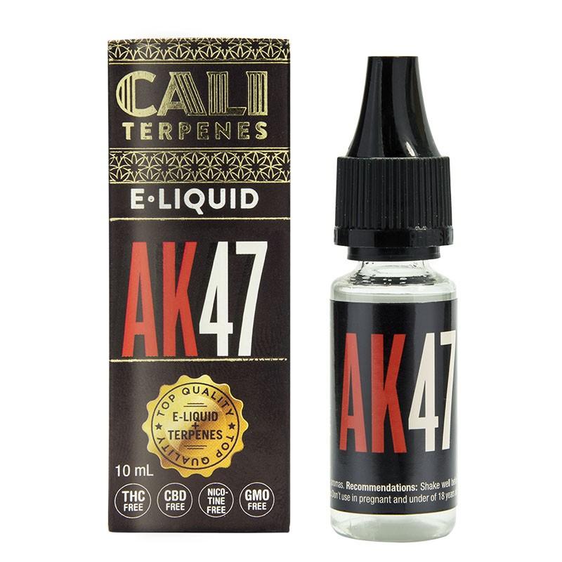 AK 47 e-liquid Cali Terpenes