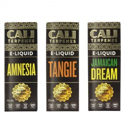 Cali Terpenes eliquids Pack Sativa 1