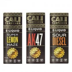 Pack E-liquids Sativa 2