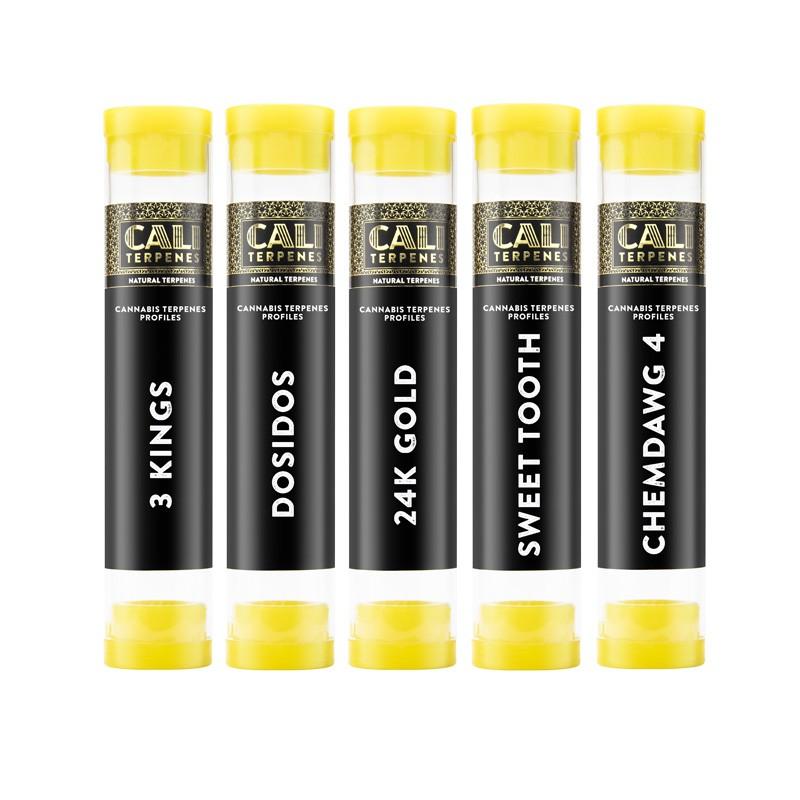 Pack of terpenes Limonene 1 - Cali Terpenes