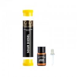 Sour Diesel terpenes - Cali Terpenes