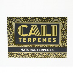 Cali Terpenes stickers