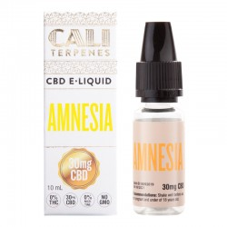 E-liquid CBD Amnesia - 30mg - Cali Terpenes