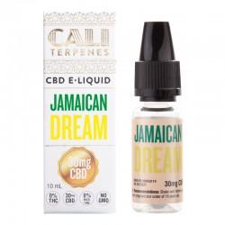 E-liquid CBD Jamaican Dream - 30mg - Cali Terpenes