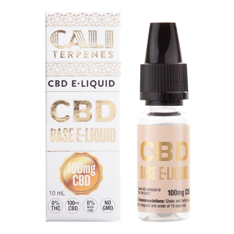 CBD Base e-liquid - Cali Terpenes