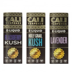 Pack with terpenes Indica 1 - Cali Terpenes