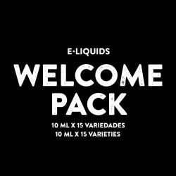 Pack bienvenida E-liquids con Terpenos - Cali Terpenes