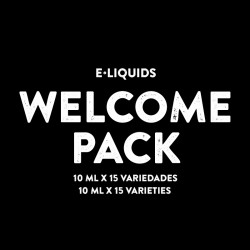 Welcome pack e-liquid with terpenes - Cali Terpenes