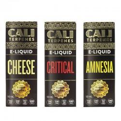 Pack e-liquid con terpenos Top EU 2 - Cali Terpenes