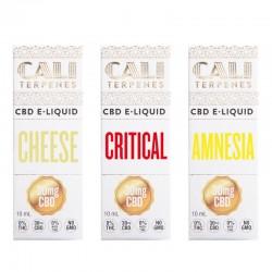 Pack e-liquid CBD Top EU 2 30mg - Cali Terpenes