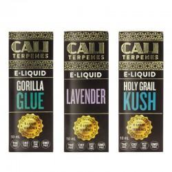 Pack de e-liquids con terpenos Relax - Cali Terpenes
