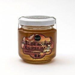 Honey with Gipsy Haze terpenes