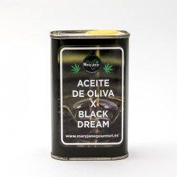Aceite de oliva con terpenos Black Dream