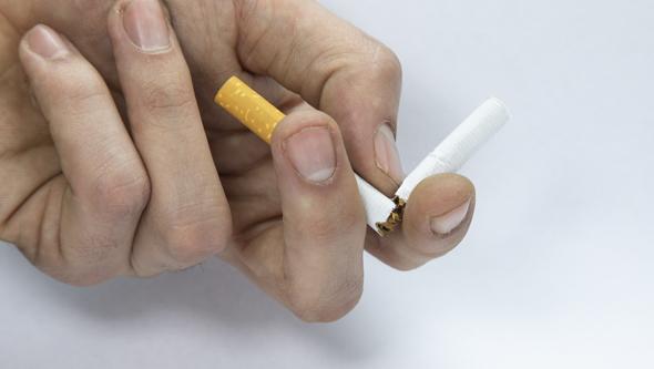 Stop to smoke