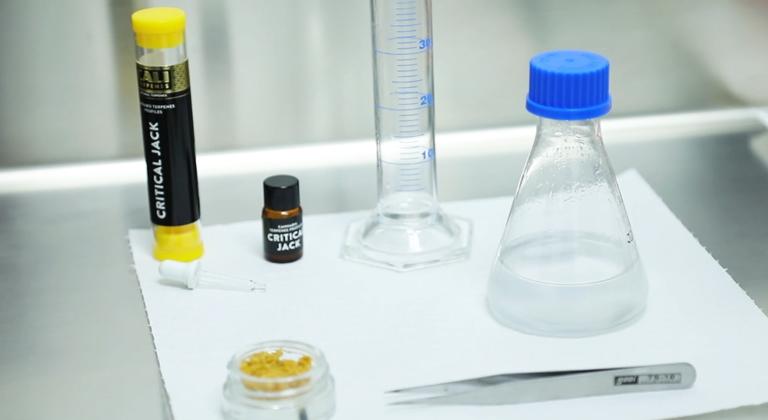 como hacer e liquid con cbd