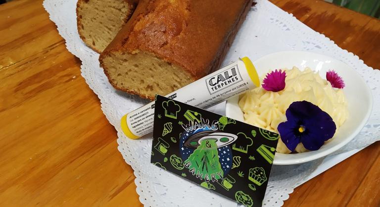 cannabis plum cake recipe