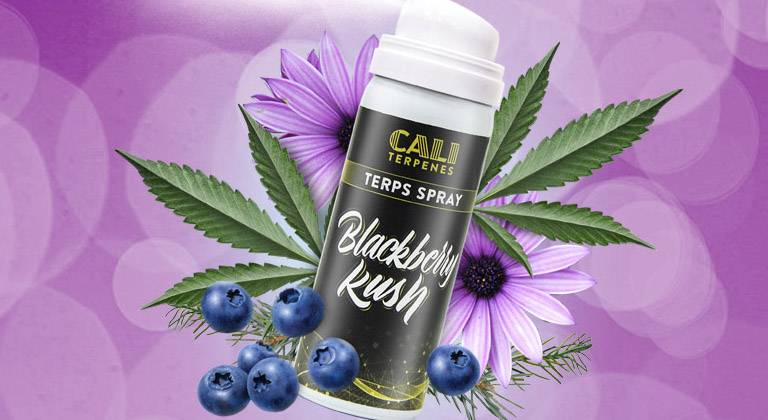 terpenes spray