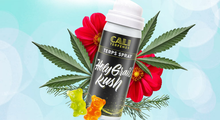 buy kush terpenes spray