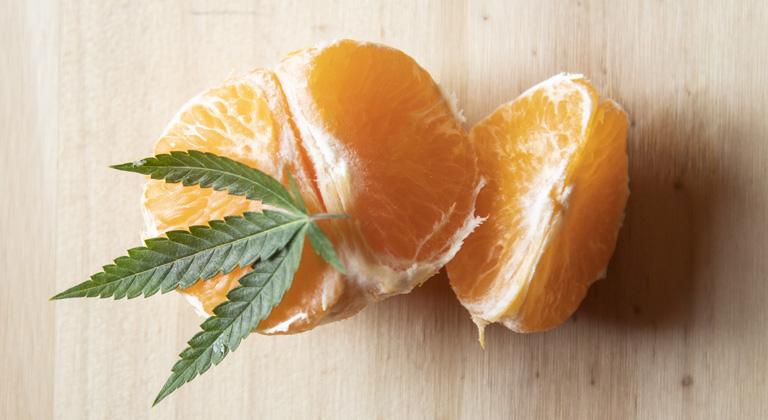 aroma mandarina