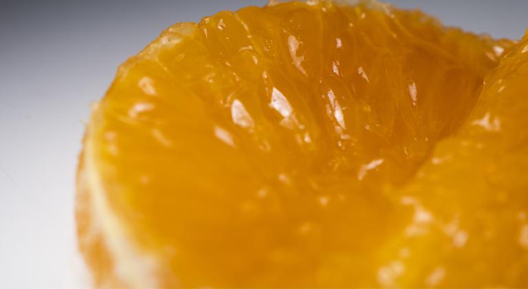 nutritional values of mandarin
