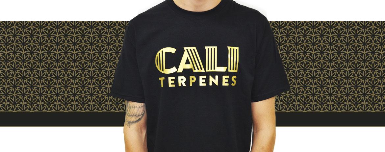 Merchandising Cali Terpenes