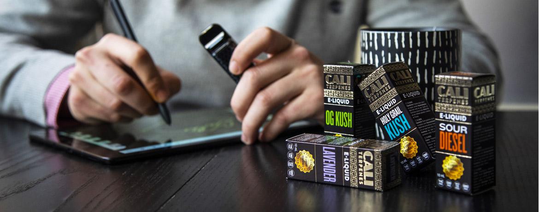 E-liquids cannabis