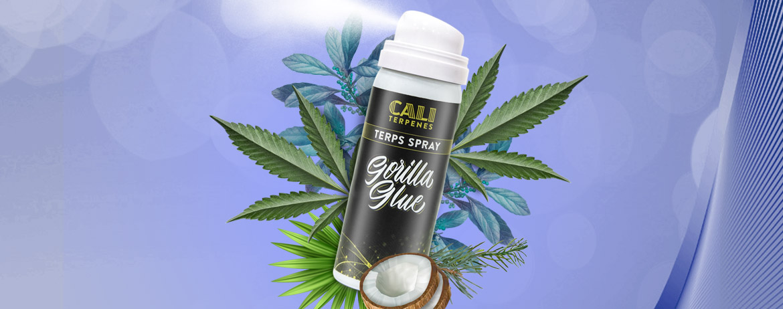 Gorilla Glue Terps Spray